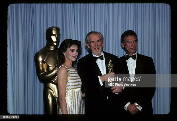 April 9 1984 SVEN NYKVIST WINNER BEST CINEMATOGRAPHY FOR 'FANNY AND ALEXANDER' WITH