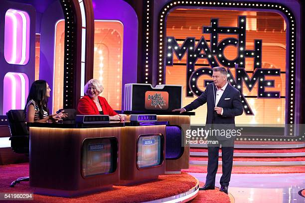 June 26 2016 The iconic panel game show MATCH GAME hosted by Golden Globe and Emmy Awardwinning actor Alec Baldwin returns to primetime airing on...