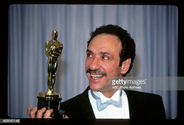 March 25 1985 F MURRAY ABRAHAM WINNER BEST ACTOR FOR 'AMADEUS'