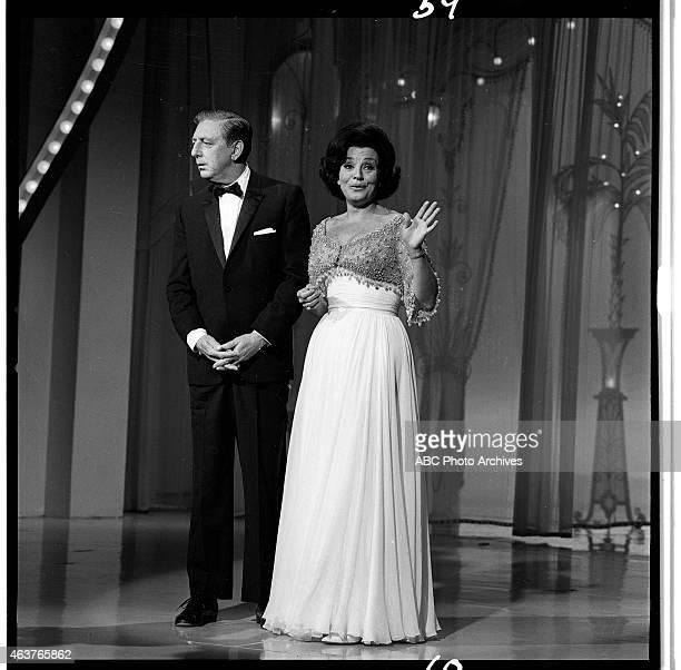 Airdate: November 6, 1965. RAY BOLGER ;KAY STARR