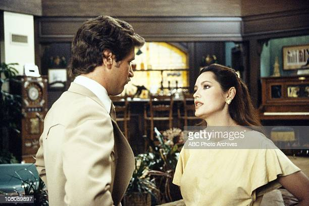 Airdate September 26, 1982. LEE HORSELY;BARBARA CARRERA