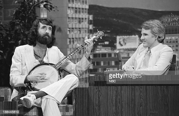 Steve Martin Young Banjo