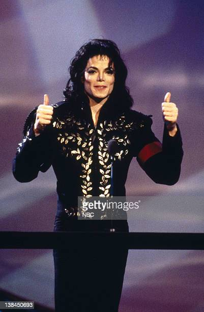 HONORS THE Aired Pictured Singer Michael Jackson