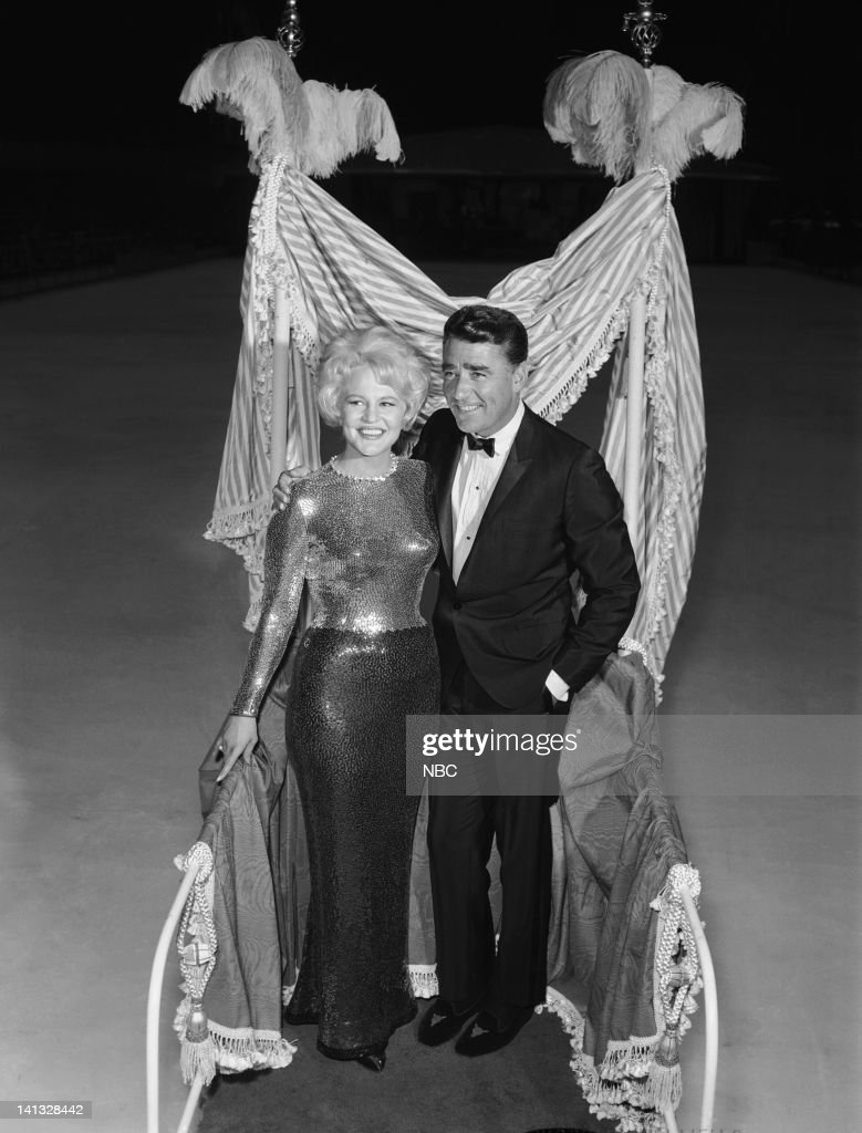Peggy Lee, Peter Lawford -- Photo by: Gerald K. Smith/NBCU Photo Bank