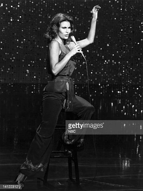 Actress Raquel Welch Photo by Ron Tom/NBCU Photo Bank