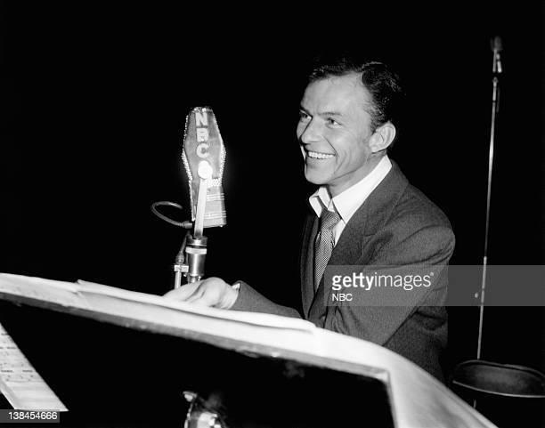 Singer/actor Frank Sinatra