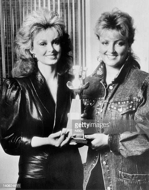 Vocal duet of the Year Naomi and Wynonna Judd Photo By NBCU Photo Bank