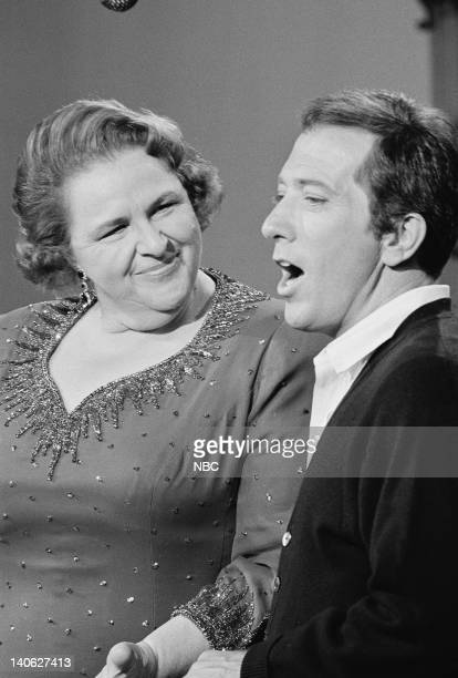 Kate Smith Andy Williams Photo by NBCU Photo Bank