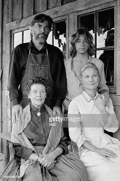 Mitch Ryan as Jethro Lundy Leif Garrett as Peter Lundy Bibi Besch as Emily Lundy Ann Doran as Grandma Lundy
