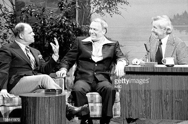 Don Rickles Frank Sinatra with host Johnny Carson