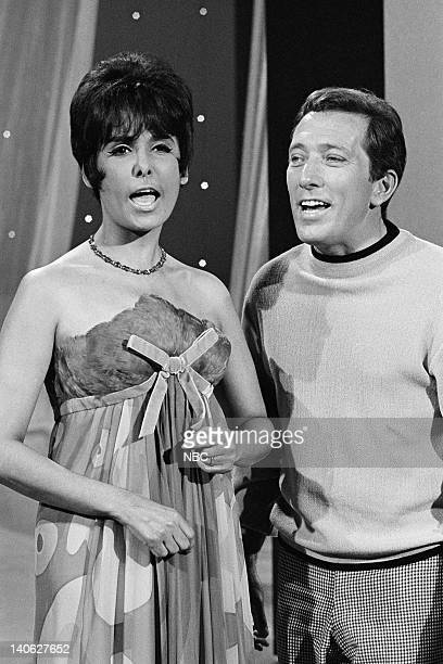 Lena Horne Andy Williams Photo by Frank Carroll/NBCU Photo Bank