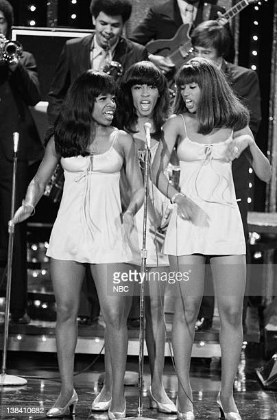 The Ikettes backup vocalists for Ike Tina Turner