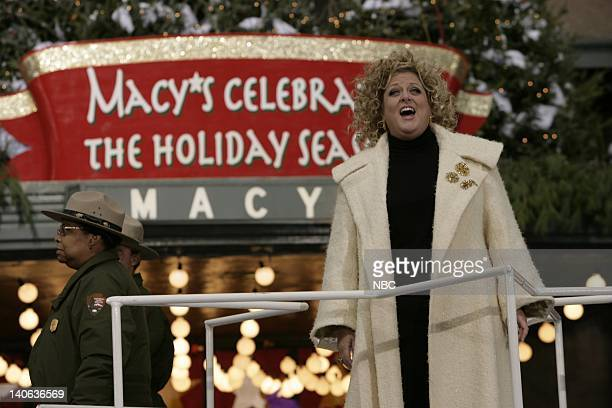 S 78TH THANKSGIVING DAY PARADE Aired Pictured Opera singer Deborah Voigt at the 2004 Macy's Thanksgiving Day Parade Photo by Virginia Sherwood/NBCU...