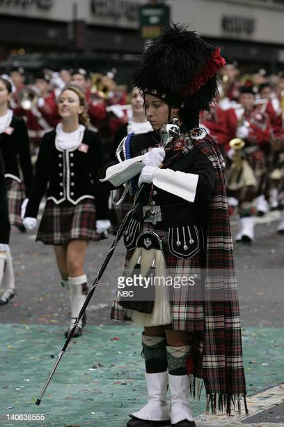 Aired -- Pictured: Riverview High School Kiltie Marching Band at the 2004 Macy's Thanksgiving Day Parade-- Photo by: Virginia Sherwood/NBCU Photo Bank