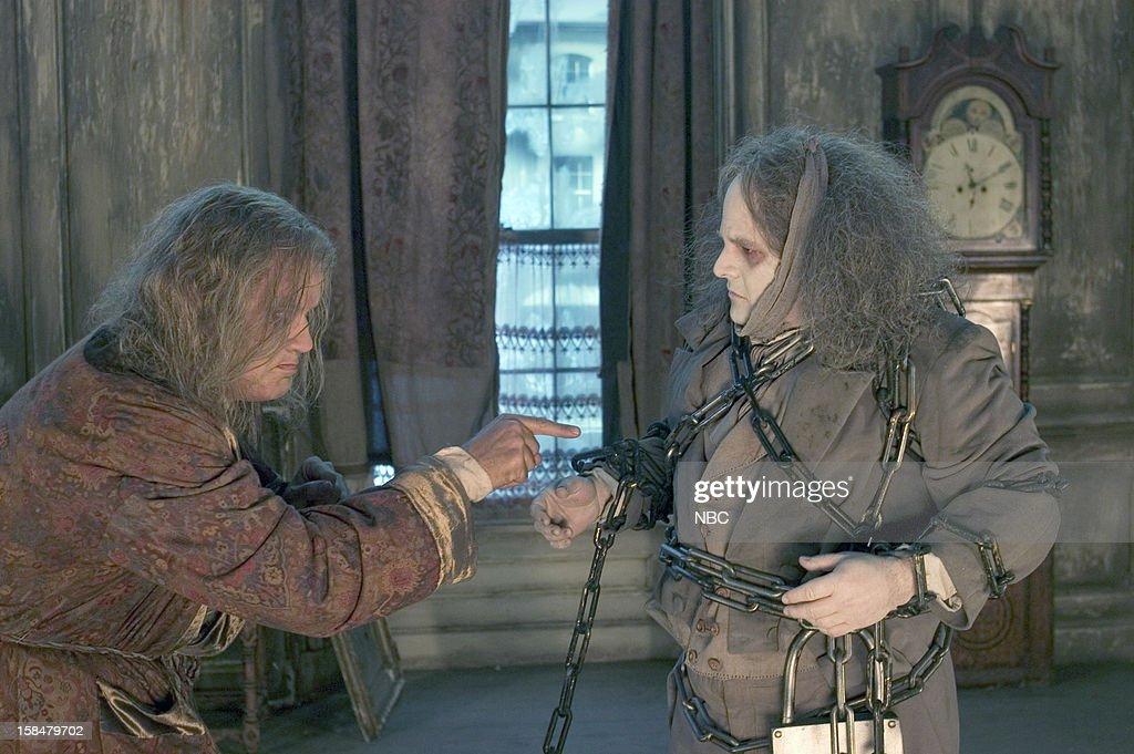Kelsey Grammer as Ebenezer Scrooge, Jason Alexander as Jacob... News ...