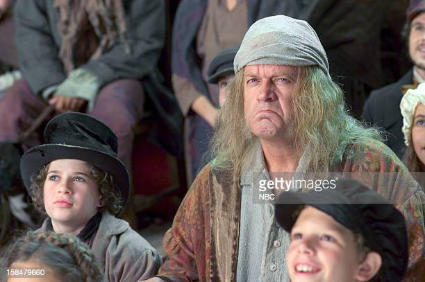 Aired 11/28/04 -- Pictured: Kelsey Grammer as Ebenezer Scrooge --