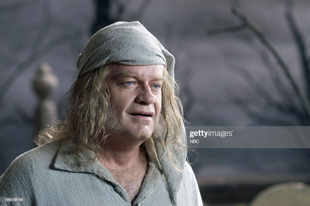 Kelsey Grammer as Ebenezer Scrooge -- News Photo | Getty Images