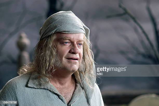 Kelsey Grammer as Ebenezer Scrooge