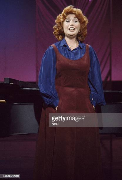 Aired 11/30/79 -- Pictured: Musical guest Beverly Sills performs on November 30, 1979 -- Photo by: Ron Tom/NBCU Photo Bank