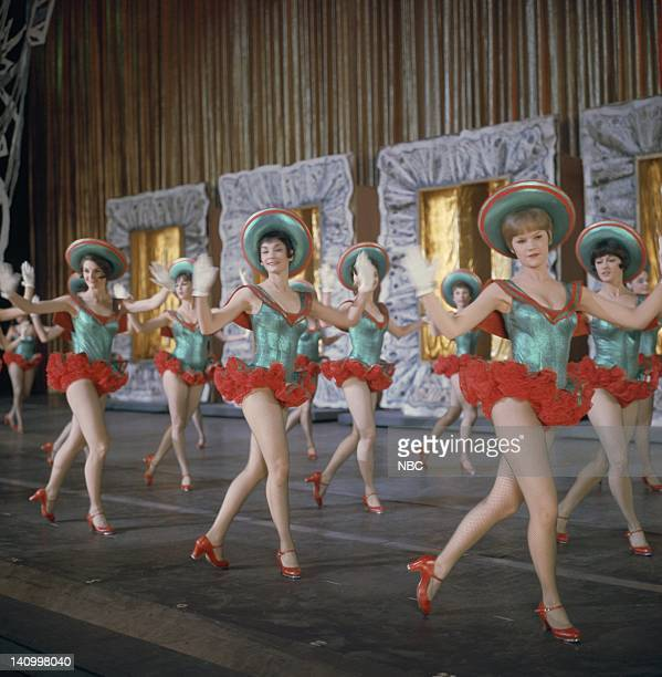 The Rockettes perform onstage Photo by NBCU Photo Bank