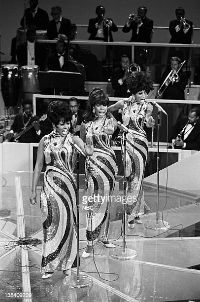 The Supremes Cindy Birdsong Mary Wilson Diana Ross