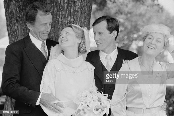 HOLOCAUST Aired 4/16/784/19/78 Pictured Fritz Weaver as Dr Josef Weiss Meryl Streep as Inga Helms Weiss James Woods as Karl Weiss Rosemary Harris as...
