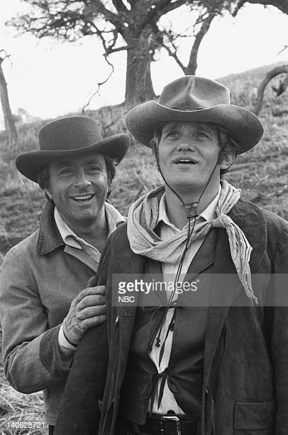 Bill Bixby as Sam Lowell Bo Hopkins as George Dunning Photo by Fred A Sabine/NBCU Photo Bank