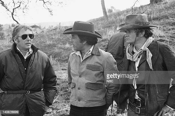 Unknown Bill Bixby as Sam Lowell Bo Hopkins as George Dunning Photo by Fred A Sabine/NBCU Photo Bank