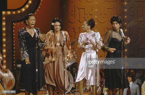 The Pointer Sisters on September 23 1973