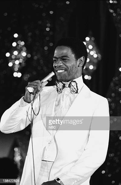 Aired 9/6/74 -- Pictured: Singer Al Green