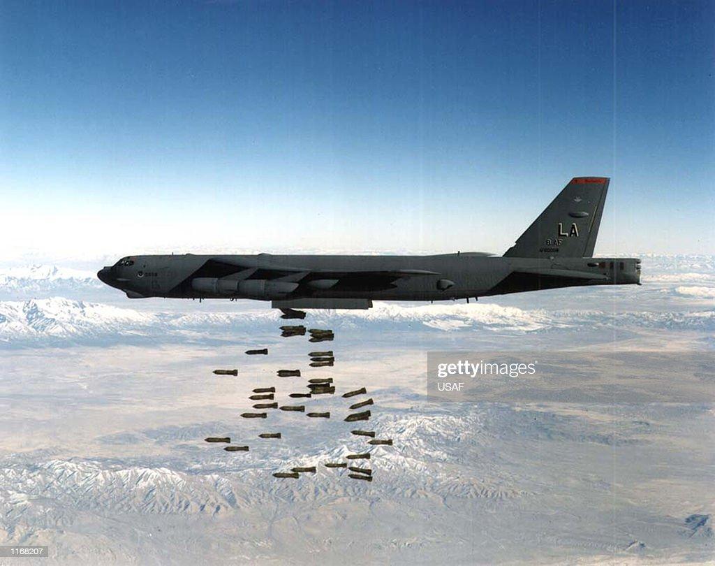 U.S. Military Takes Action : Foto di attualità