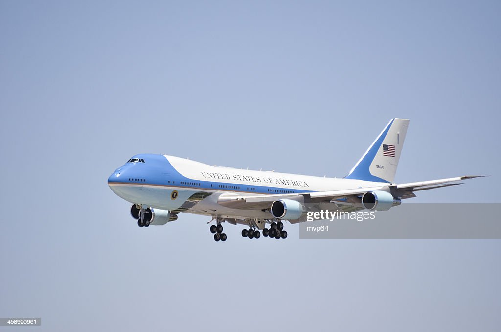 Airforce One : Stock Photo