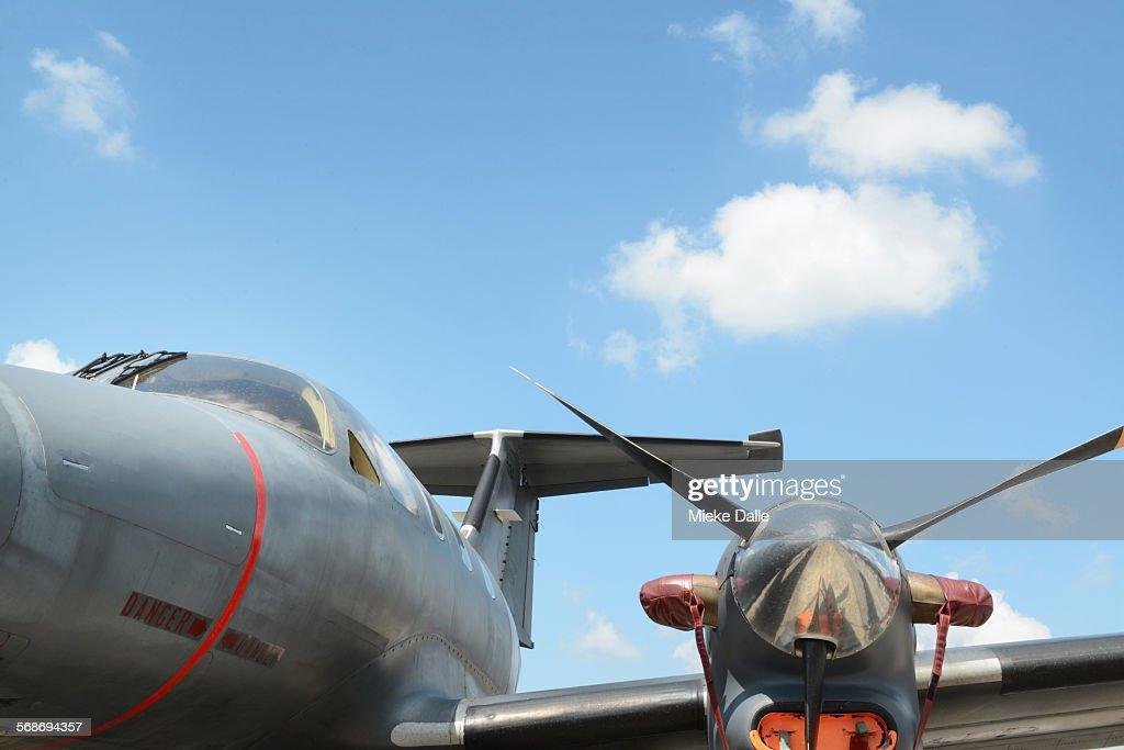 Airforce plane : Stock Photo