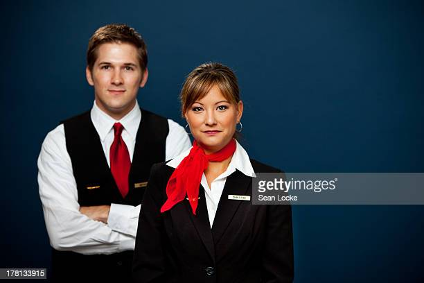 Airline: Flight Steward and Stewardess