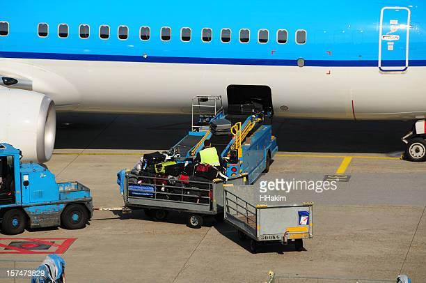Airline industry - transporting luggages