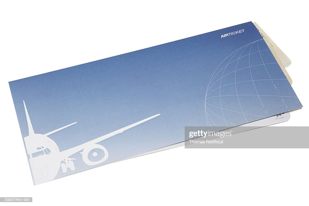 Airline tickets : Stock Photo