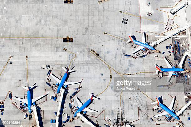 Airlines at Gate