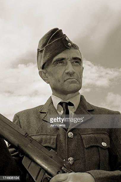 WW2 Airman.