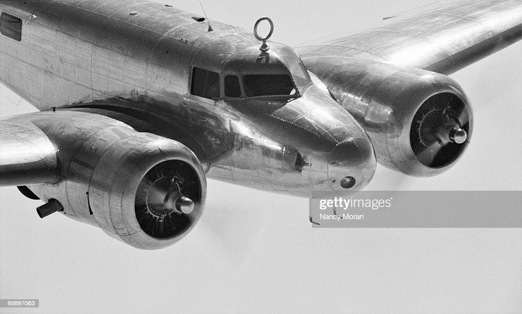 Airplane in flight : Stock Photo