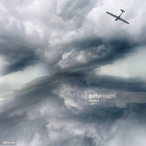 飛行機のストーム