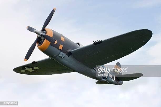 Avion P-47 Thunderbolt de la Seconde guerre mondiale