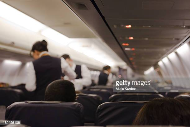 airplane - crew stock pictures, royalty-free photos & images