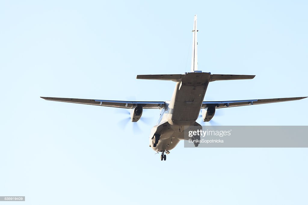 Airplane. : Stock Photo