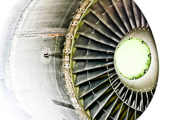 Airplane turbin