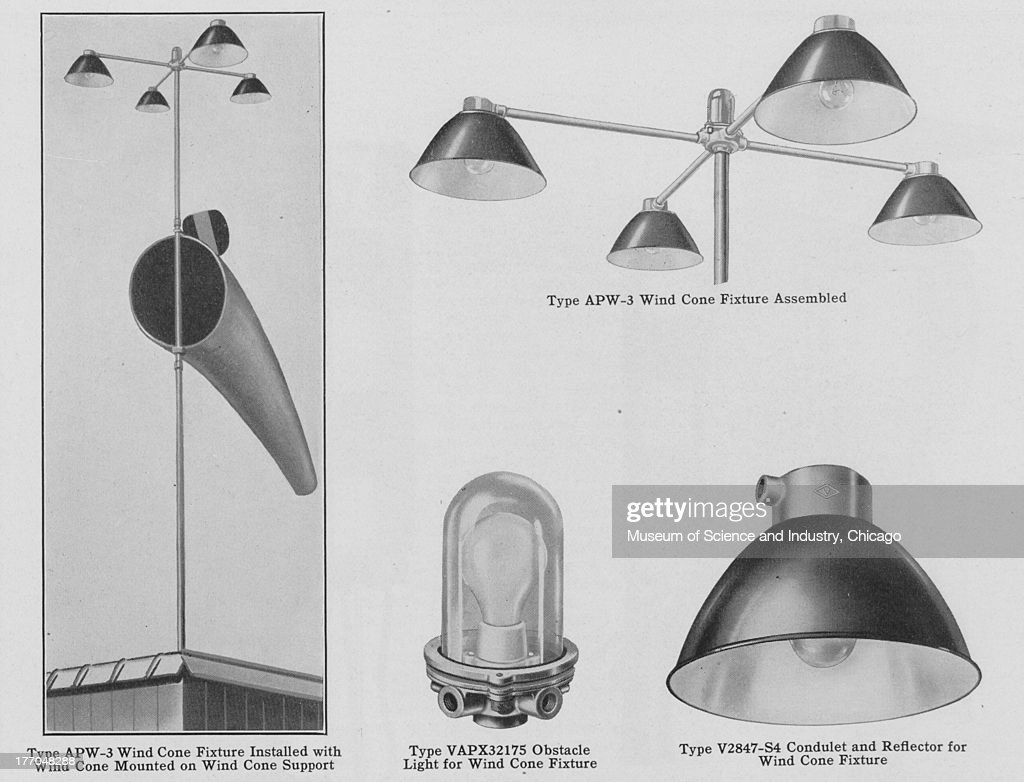 Various types of light fixtures from the airport and airway airport and airway lighting equipment black and white images of an assembled type apw 3 arubaitofo Gallery