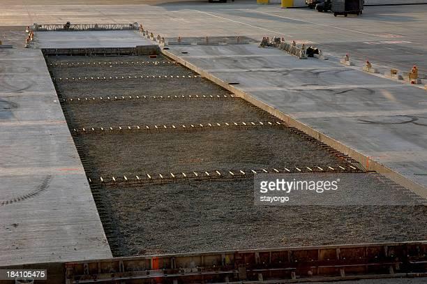 Airport Apron Concrete Reconstruction