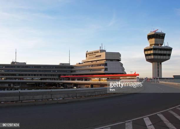 Airport Berlin-Tegel (TXL) - (Berlin-Reinickendorf, Germany)