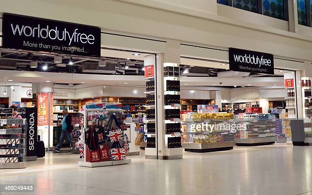 Airport Duty Free Store