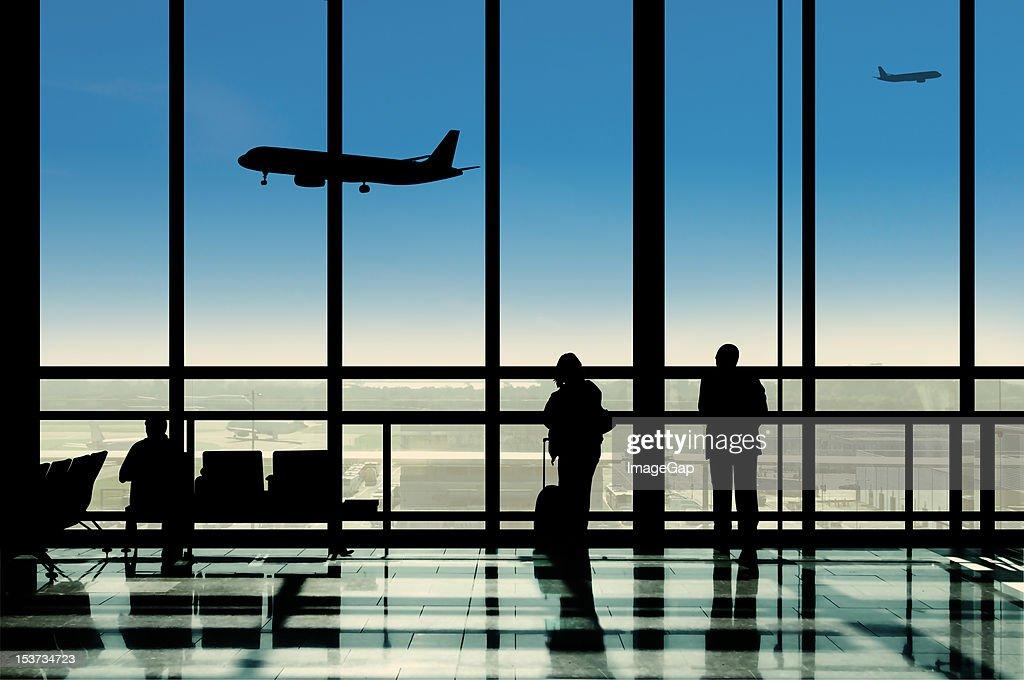 Airport lounge Jet Set : Stock Photo