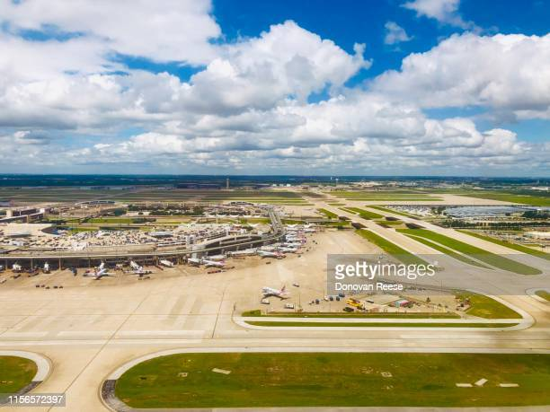 dallas /ft worth   dfw   airport - dallas fort worth airport stock pictures, royalty-free photos & images